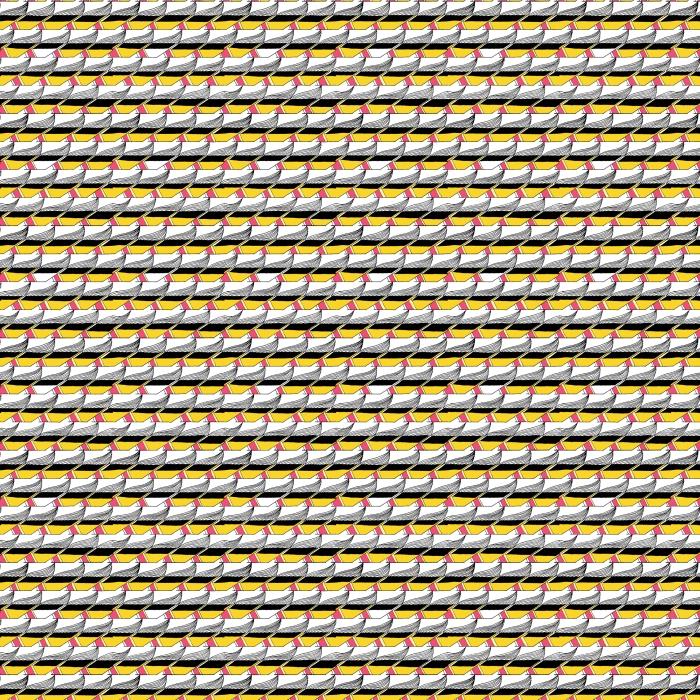 5 - papier peint kaléidoscopique