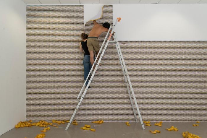 K pattern-papier peint impression numérique-25m2-2014